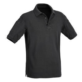 Defcon 5 Polo Shirt Tactical Kurzarm schwarz