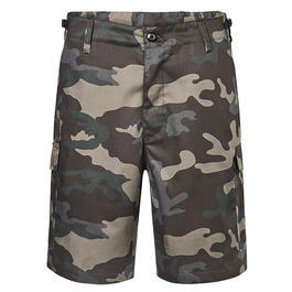 Brandit US Ranger Shorts darkcamo