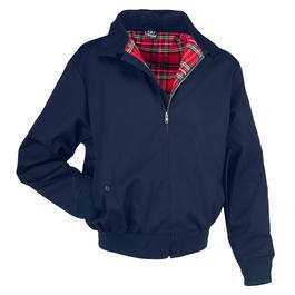Brandit Jacke Harrington Lord Canterbury navy