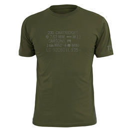 720gear T-Shirt Nato 7.62 Ammo