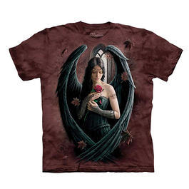 The Mountain T-Shirt Angel Rose Fantasy