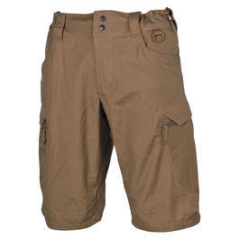 MFH Bermuda Action Rip Stop coyote tan