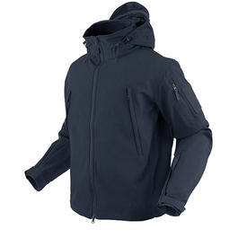 S.T. Condor Summit Softshell Outdoor Jacke Navy Blau
