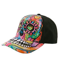 The Mountain Baseball Cap Day Of The Dead