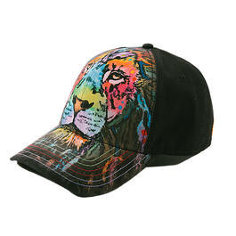 The Mountain Baseball Cap Mane Lion
