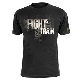720gear T-Shirt Fight As You Train schwarz