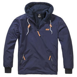 Brandit Windbreaker Luke navy