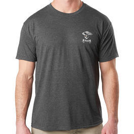 5.11 T-Shirt Patriot Tee charcoal heather