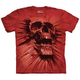 The Mountain T-Shirt Skull Inner Spirit