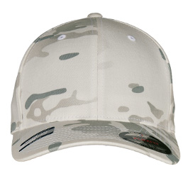 Flexfit Cap alpina multicam