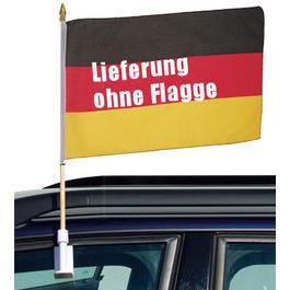 Flaggen - Autohalter für Stabflaggen