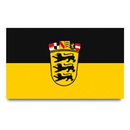 Flaggen - Flagge Baden-Württemberg