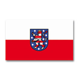 Flaggen - Flagge Thüringen