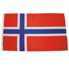 Flaggen - Flagge Norwegen