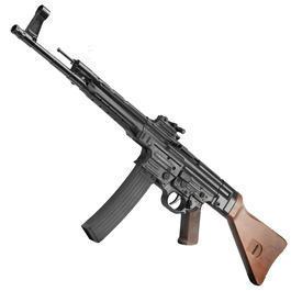 Modell-Waffen - Schmeisser StG 44 Dekomodell aus Metall mit Holzschaft Maßstab 1:1