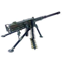Modell-Waffen - M2 MaschinengewehrMiniatur Dekomodell