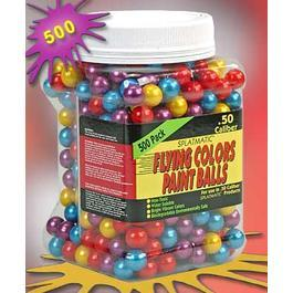 Paintballs - Paintballs Kal. .50, 500er Kanister
