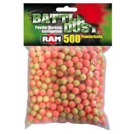 Battle Dust Powderballs, Kal. .43 RAM, pink
