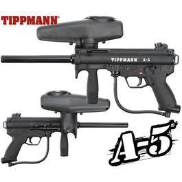 Markierer - Tippmann A5 Basic New .68 Markierer schwarz