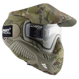 Paintball Maske Valken MI-7 V-CAM thermal