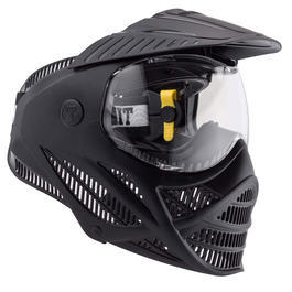 Tippmann Paintball Schutzmaske Location Single Lens schwarz