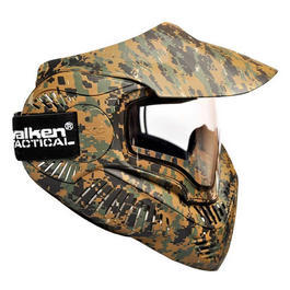 Paintball Maske Annex MI-7 Thermal Glas marpat