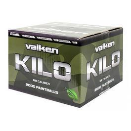 Valken Kilo Paintballs Kaliber .68 2000 Stück