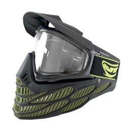 JT Paintball Schutzmaske Flex 8 Spectra schwarz / oliv Thermal Glas