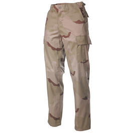 MFH US Army Hose BDU 3-color-desert