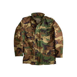 M-65 Feldjacke Alpha Industries, woodland