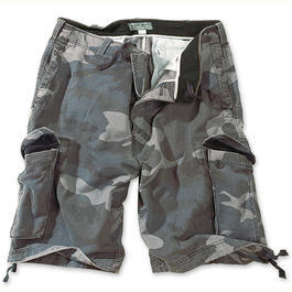 Surplus Vintage Shorts, nightcamo