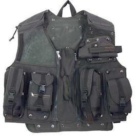 Swat Weste - SWAT Weste schwarz