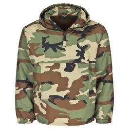 Windbreaker Mil-Tec woodland