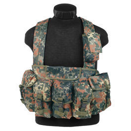 Chest-Rigg flecktarn