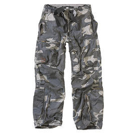 Infantry Cargo Trousers Surplus, nightcamo