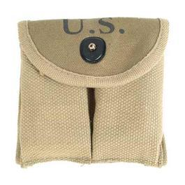 US Magazintasche .30M1, khaki