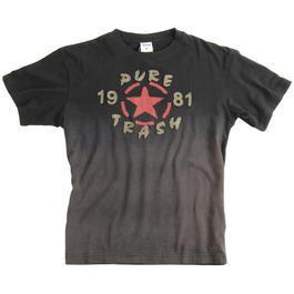 Pure Trash - Pure Trash Vintage T-Shirt schwarz