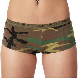 Panty Booty Camp, woodland