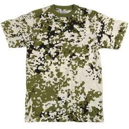 T-Shirt MMB, snow camo