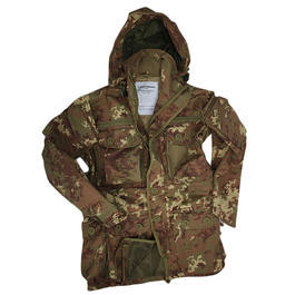 TacGear Smock Version II Einsatzjacke ital. vegetato