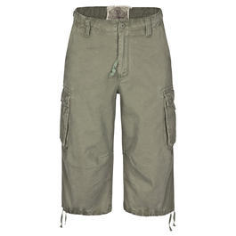 Mil-Tec Air Combat 3/4-Short, oliv