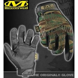 Mechanix Wear Original Handschuhe woodland