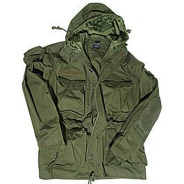 Smock Light Weight Mil-Tec, oliv