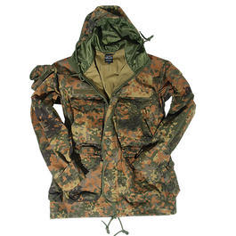 Smock Light Weight Mil-Tec, flecktarn