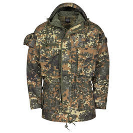 Smock Light Weight Mil-Tec flecktarn