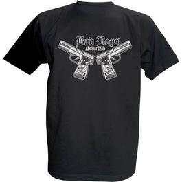 T-Shirt Jailwear Bad Boys