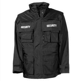 Jacke Security 4 in 1 Komfort