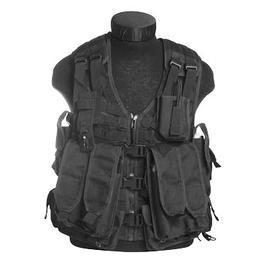 Bundeswehr Ausrüstung - Kampfmittelweste AK47 schwarz