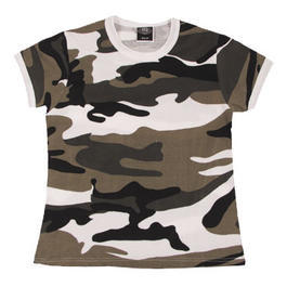 US-Army Ladies Shirt urban