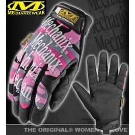 Mechanix Wear Original Damen Handschuhe pink-camo